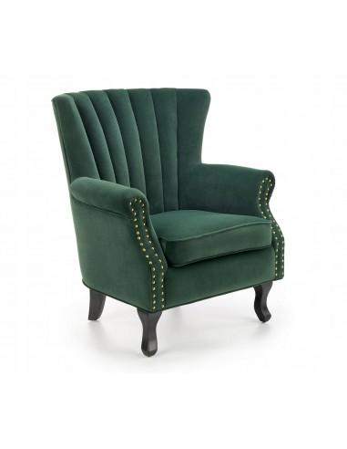 Fotel Wypoczynkowy do Salonu TITAN Zielony
